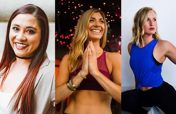 Yoga instructors