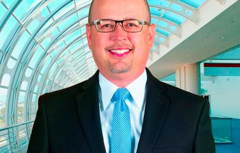 San Diego Convention Center Food and Beverage GM Bobby Ramirez Earns Tourism Industry Award
