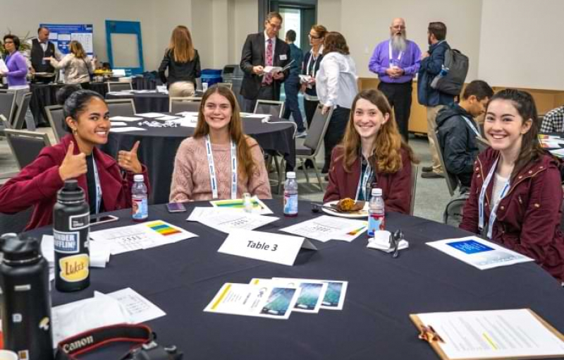 High School Students Get Real-World Career Training at San Diego Convention Center