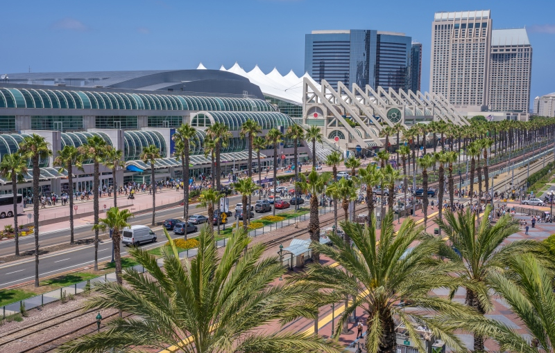 San Diego Convention Center Becomes One of the First Convention Centers in the Nation to Receive GBAC STAR™ Facility Accreditation
