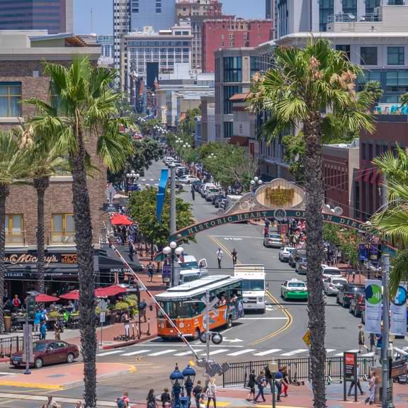 Downtown & Gaslamp Quarter