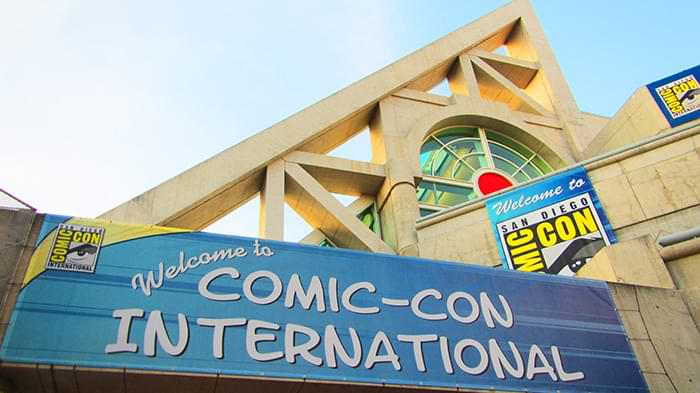 What's on the Menu for Comic-Con 2018