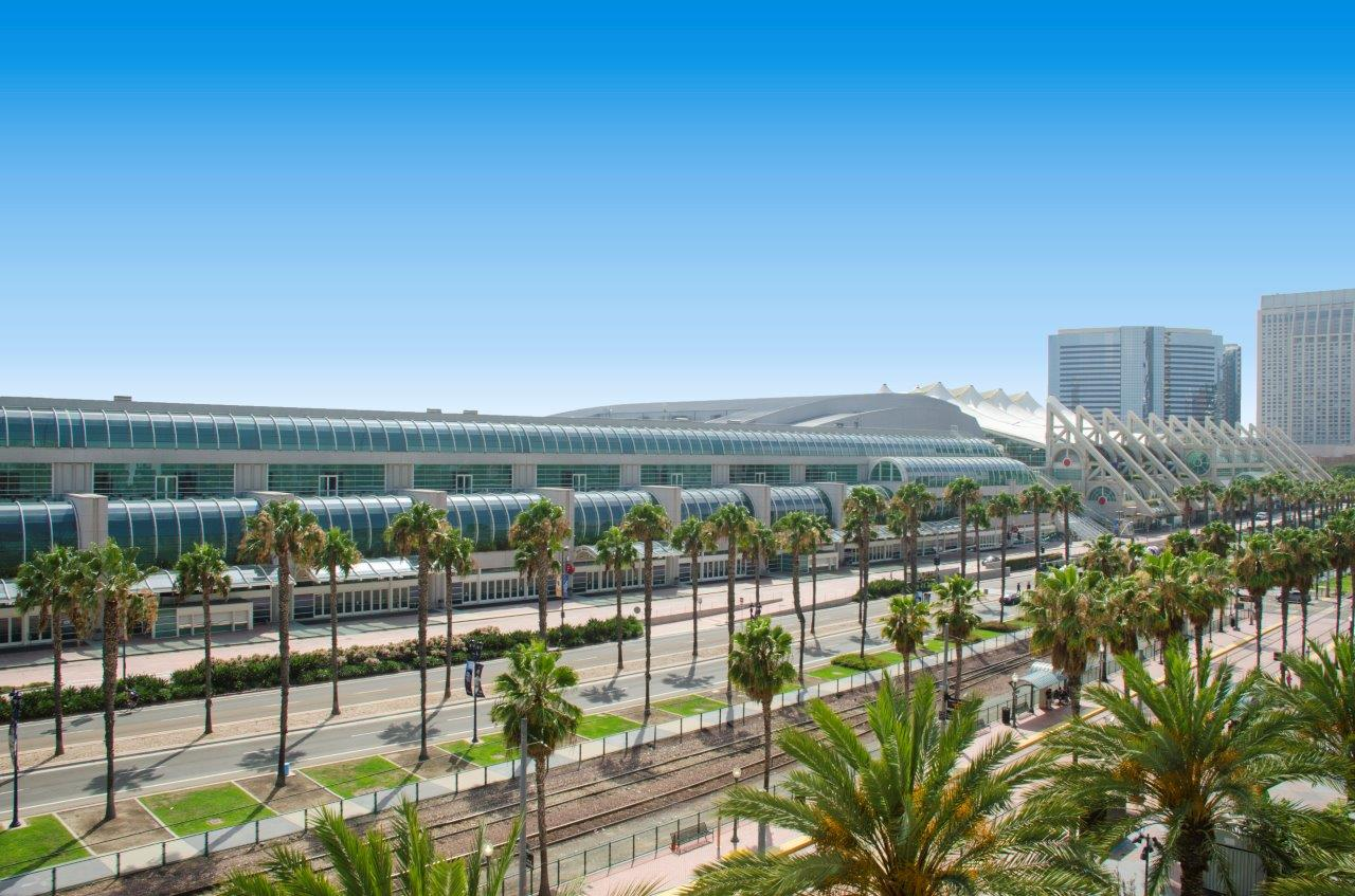 San Diego Convention Center Harbor Drive